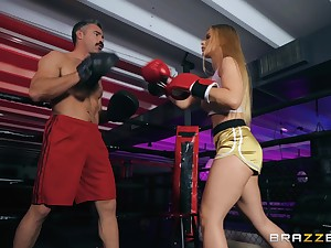 corroboration a match Sloan Harper wants to fuck with her handsome partner