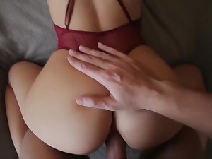 Perfect Body gets Anal with a sexy underwear - morningpleasure