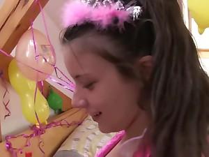 Hot Czech Teen Lesbians concerning Costumes