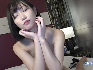 Jav Teen Hina Chan Fucks Rounded out Skinny Babe With No Tits Rides Reverse Cowgirl Excellent Scene
