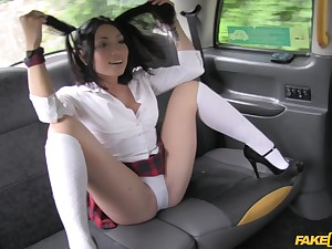 Accustom oneself to up fucking with provocative Rina Ellis check up on she gives a rimjob
