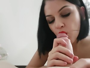 Sucking My teachers big dick --Caandylicious