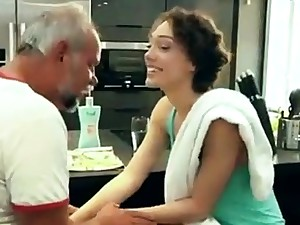 she asked me in fuck not her dad