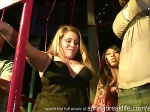Dream girls club up-the-skirt - Amateur Sex